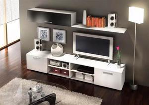 Mueble De Entretenimiento Moderno Para Tv