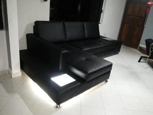 Sofa, Mueble En L, Modular, Juego De Sala, Recibo D Primera
