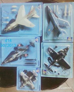 Aviones De Colección Italeri