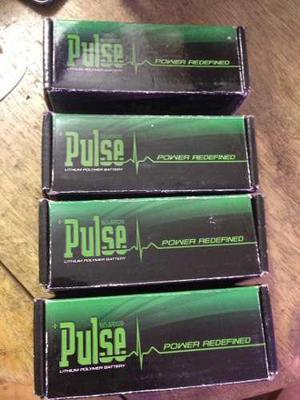 Baterias Li-po Pulse mh