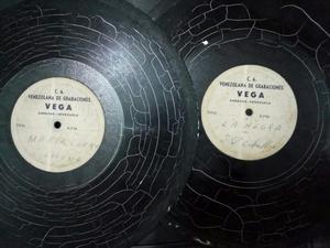 Discos Antiguos de Colección