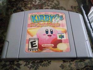 Juego Kirby The Crystal Shards Para Nintendo 64