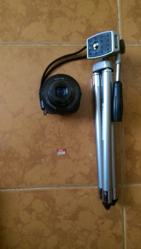 Lente Sony Qx10 Con Tripode Y Micro Sd 16gb