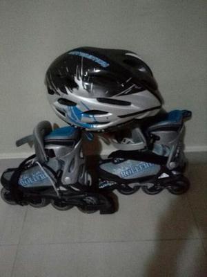 Patines Rollerblade Originales Para Niño