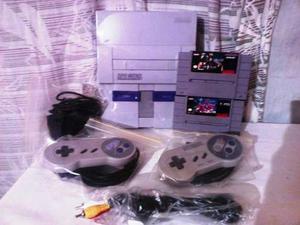 Super Nintendo Original Garantizado