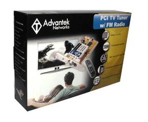 Tarjeta Capturadora Pci Tv Fm Radio Tuner Television Atv