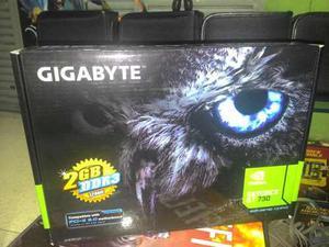 Tarjeta De Video Gigabyte 2gb Ddr3 Nuevo Somos Tienda Fisica