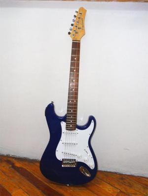Vendo Guitarra Eléctrica Palmer con Amplificador Fender