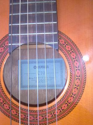 Vendo Guitarra Yamaha C70