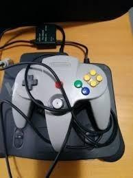 Vendo O Cambio Nintendo 64 Por Teléfono Inteligente
