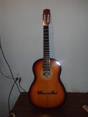 guitarra acustica nacional nueva