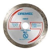 Disco De Corte Para Ceramica Dremel Saw Max Original