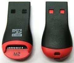 Lector De Memoria Micro Sd