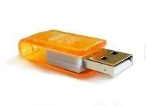 Lector De Memoria Micro Sd Usb