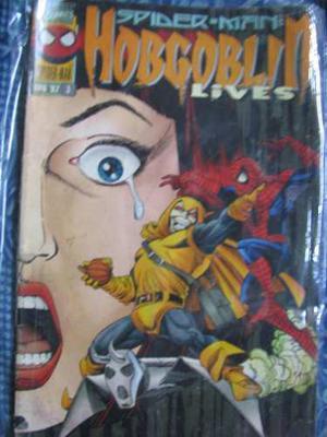 Comic Spider-man Hobgoblin Lives