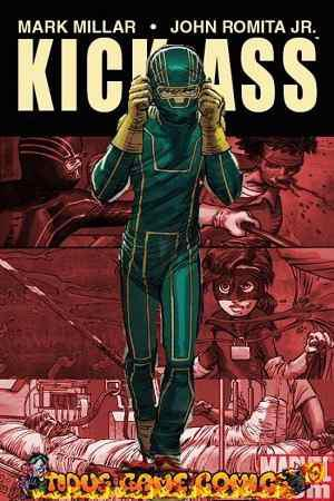 Kick-ass | Pack Completo De Cómics En Digital