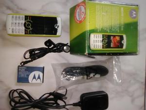Telefono Celular Motorola W233 Nuevo