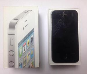 iPhone 4S de 64Gb neg