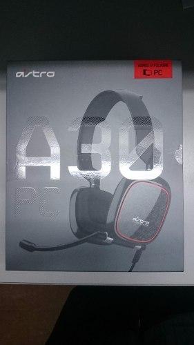 Audifonos Astro Gaming A30 Compatible Xbox360 Ps3 Y Pc