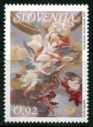 Eslovenia: Iglesia De San Nicolas