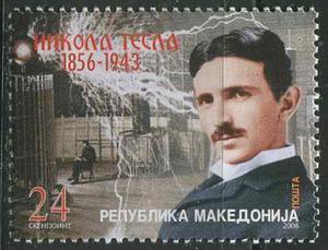 Macedonia: Nikola Tesla