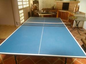 Mesa de ping pong profesional tabla de mesa posot class for Mesa de ping pong usada