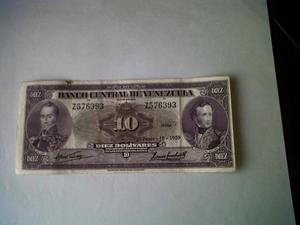 BILLETE DEL AÑO
