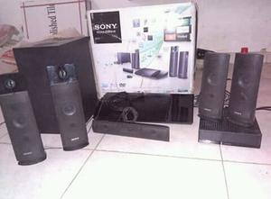 Blu Ray Y Home Theater Sony w Bdv79m