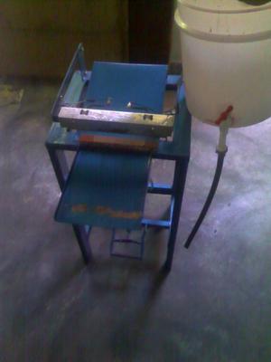 Maquina Selladora Chupis