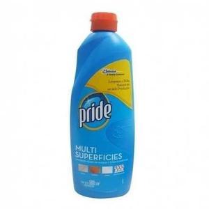 Pride Liquido Y Pride En Spray Limpiador De Madera