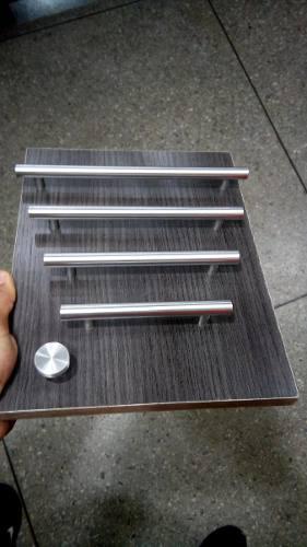 Tirardor En Aluminio Para Puerta De Cocinas Y Closets