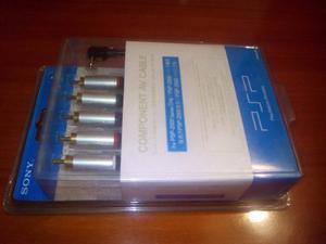 Cable Audio / Video Para Psp  Puntas O Plugs