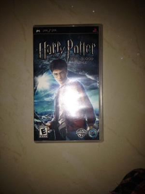 Harry Potter Y El Misterio Del Príncipe Psp