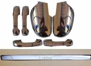 Kit Cromado Ford Fiesta Power Move Max