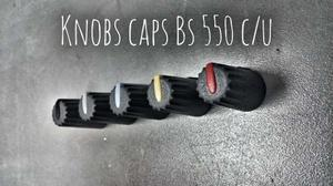 Knobs Caps Para Potenciometros Y Consola De Audio