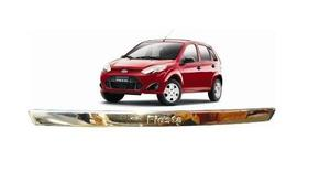 Platina Cromada De Maleta Para Ford Fiesta Power Max Move