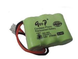 Bateria Para Telefono Inalambrico 210 Mah 3.6v