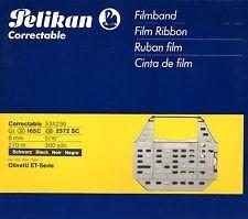 Cinta Pelikan Para Máquina De Escribir Olivetti Et-serie.