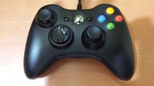 Control De Xbox 360, Alambrico, Slim Original Negro *****