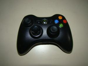 Control De Xbox % Original / Negro / Inalambrico