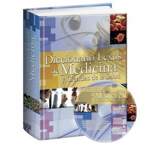 Diccionario de medicina y ciencias de la salud, marca Lexus