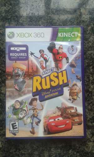 Juego De Xbox 360 Original Kinect Rush