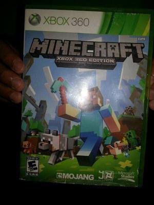 Juego De Xbox % Original Minecraft.