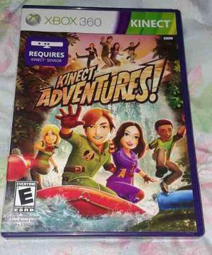Kinect Adventures Juego Xbox  % Original Casi Nuevo