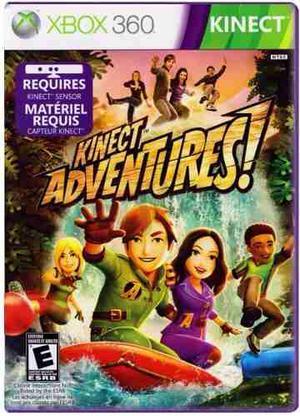 Kinect Adventures Xbox 360 (usado 100% Funcional)
