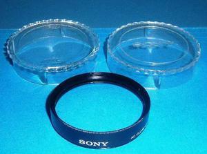 Lente Sony Vcl-m - Close-up Lens