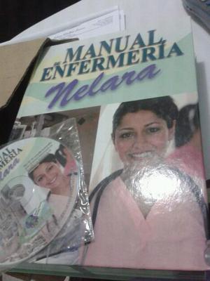 Manual de enfermería, marca Nelara