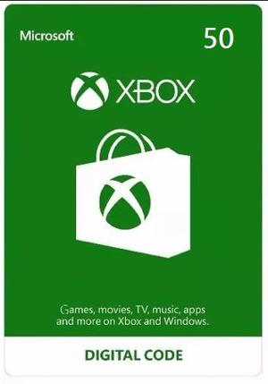 Microsoft Points Tarjeta Digital Xbox Live