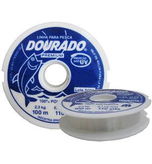 Nylon De Pesca De 0. 20 Mm Marca Dourado