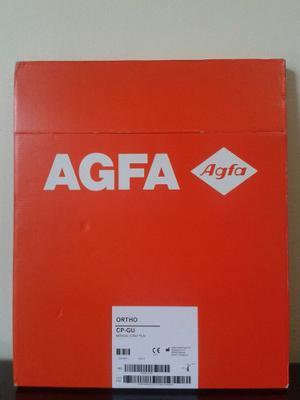 Rx 14x17 Agfa Orthocromaticas Caja X 100